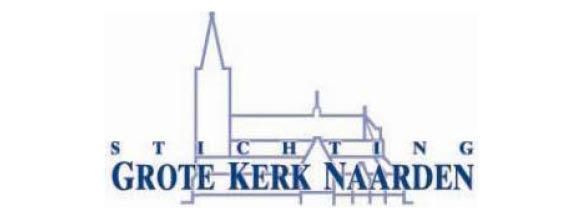 logo grote kerk naarden